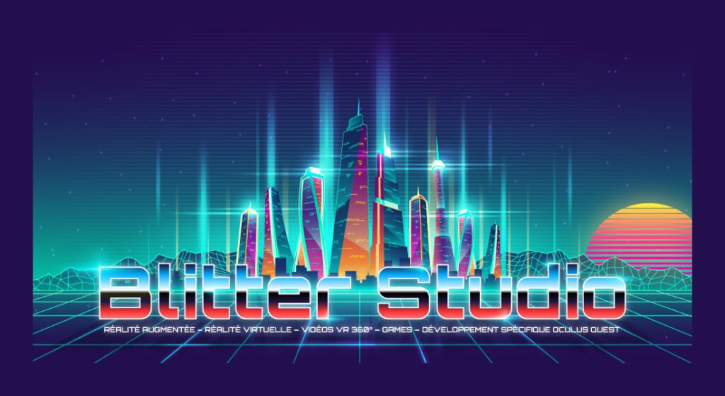 Blitter Studio se lance dans le développement de jeux Oculus sous le moteur Unity !